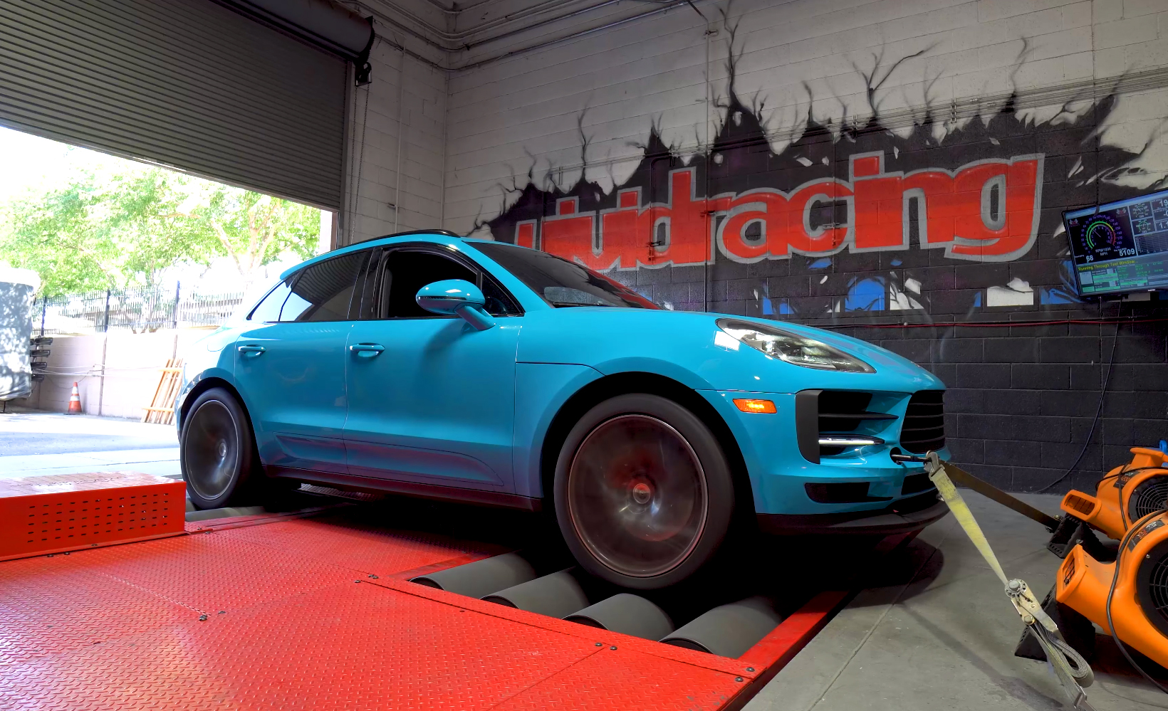 VR Tuned ECU Flash Tune Porsche Macan S 3.0L Turbo 348hp 2019-2020 - VRT-MACAN-30-348