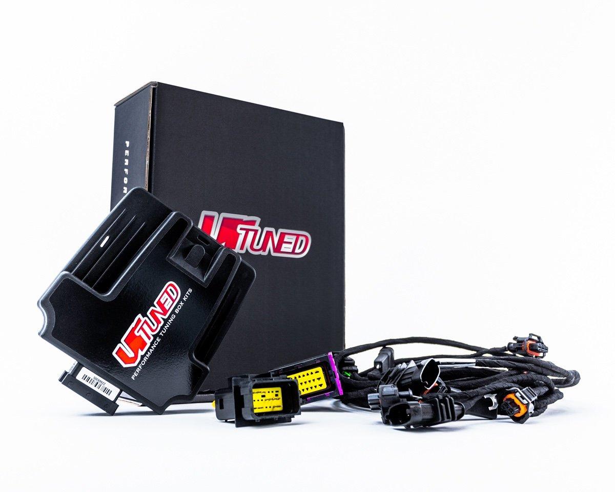 VR Tuned ECU Tuning Box Audi RS4 2.9L TFSI 331 kW 450 PS 18-19 - VRT-121241