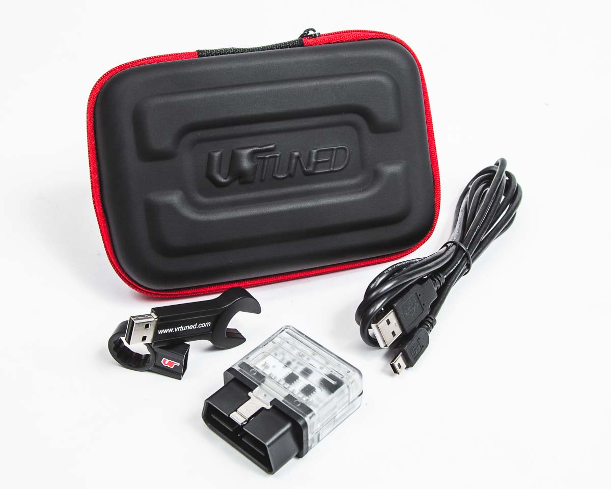 VR Tuned OBDII ECU Flash Cable Kit - VRT-CABLE