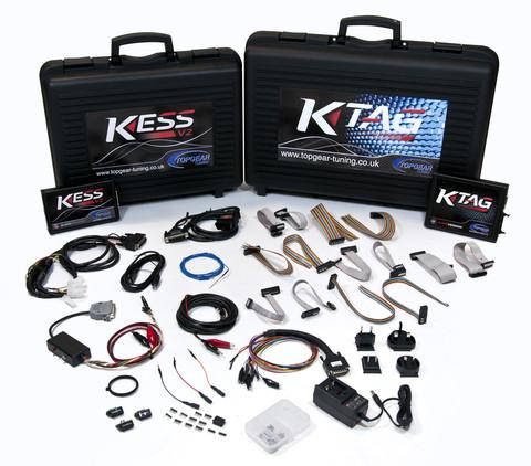 Alientech Slave Pro Dealer ECU Tuning Start Up Kit KessV2 and KTag - VRT-AT-SLV