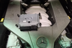 Mercedes C63 W204 ECU Removal