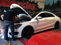 Mercedes CLA250 Tuning Box Install