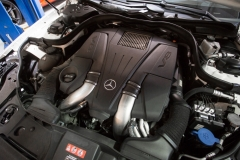 Mercedes CLS550 ECU Removal