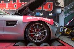 Mercedes GT-S AMG ECU Removal