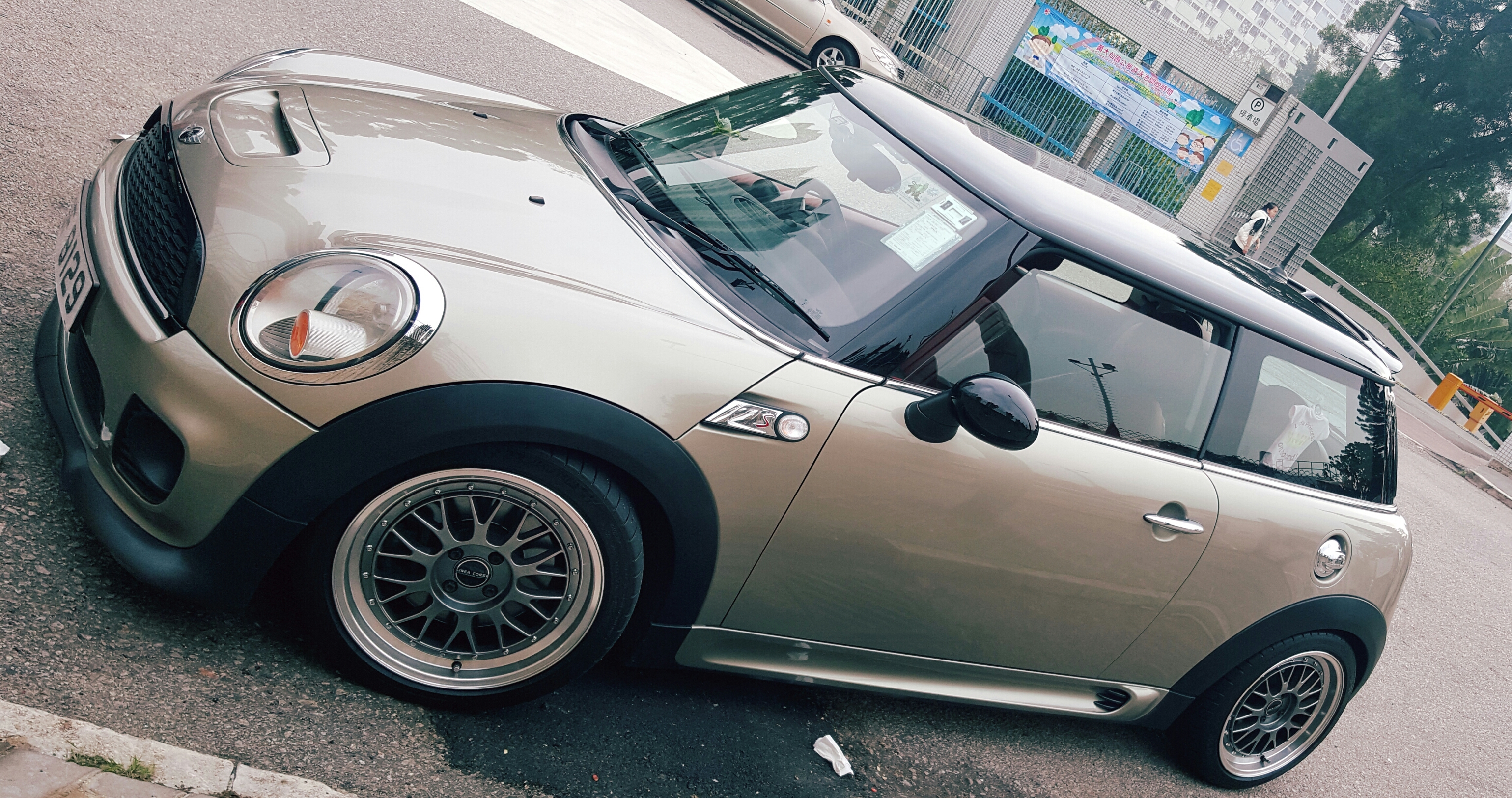 Mini Cooper S ECU Flashed in Hong Kong