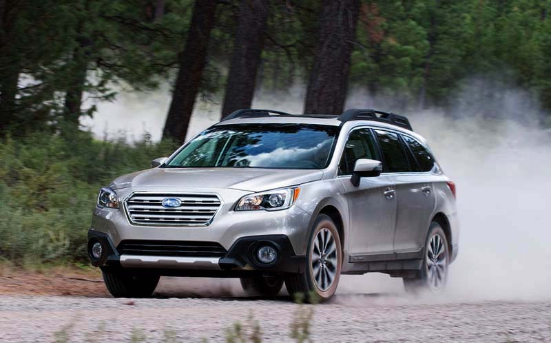 » Subaru Outback 2016 Tuning with Alientech