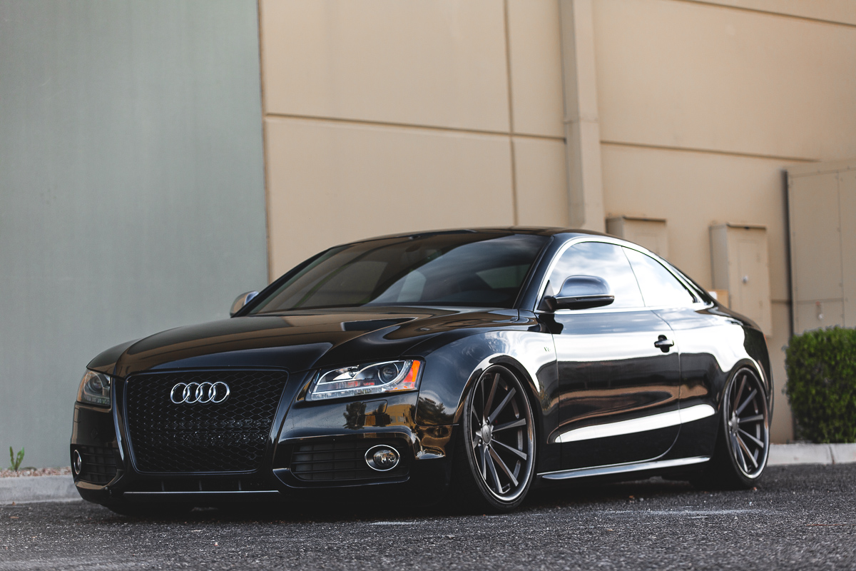 Audi S5 4.2L V8 OBD2 ECU Flash by VR Tuned