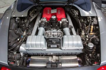 ECU Removal Ferrari 360-13