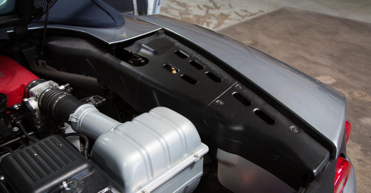 ECU Removal Ferrari 360-3