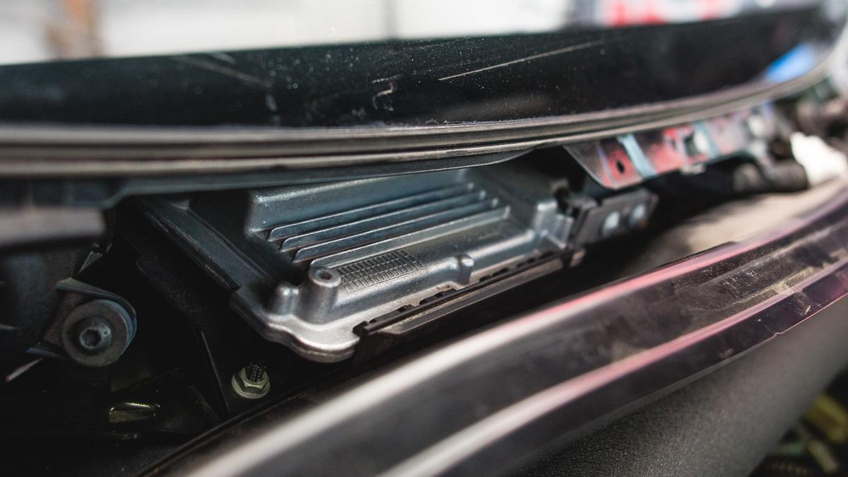 volkswagen golf gti 2 0tfsi ecu removal for bench flashing. Black Bedroom Furniture Sets. Home Design Ideas