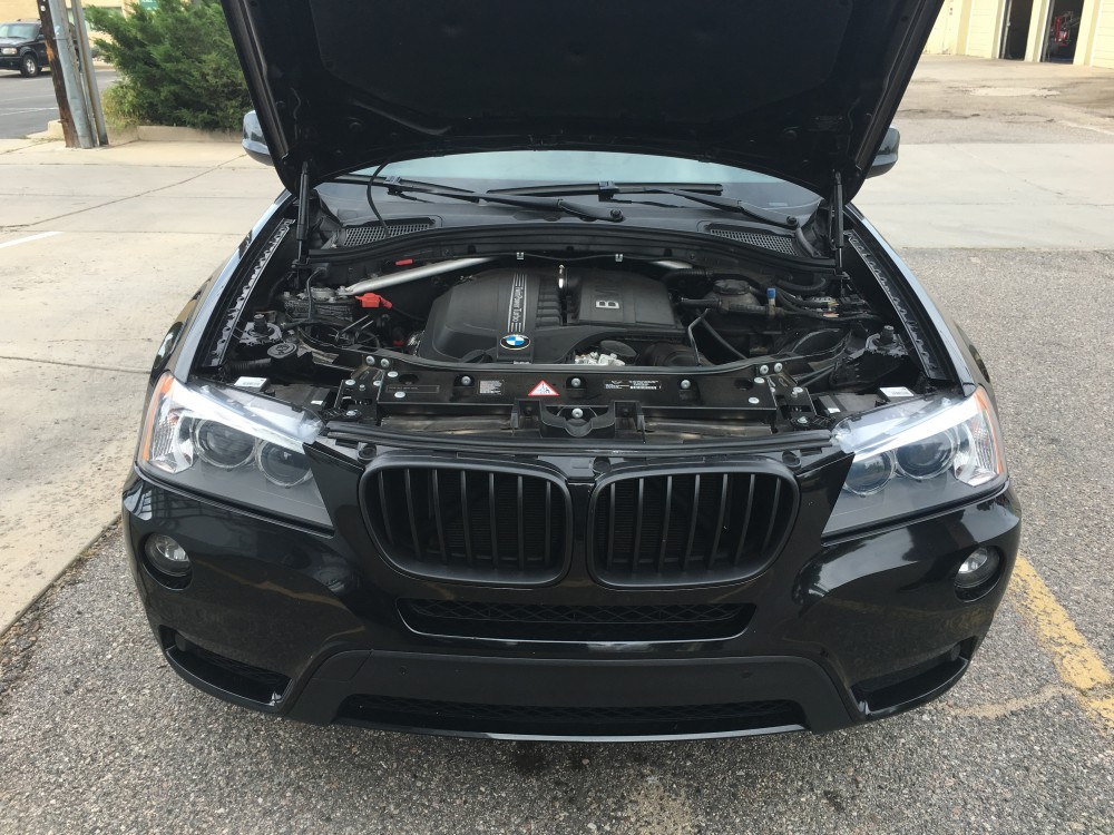 BMW X3 N55 Boosted Up with VR Tuned Tuning Box – Vivid