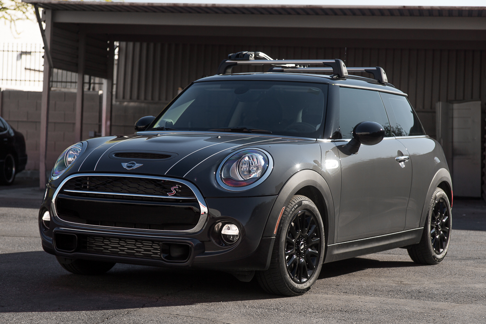 mini cooper s f56 turbo tuning box kit installed. Black Bedroom Furniture Sets. Home Design Ideas