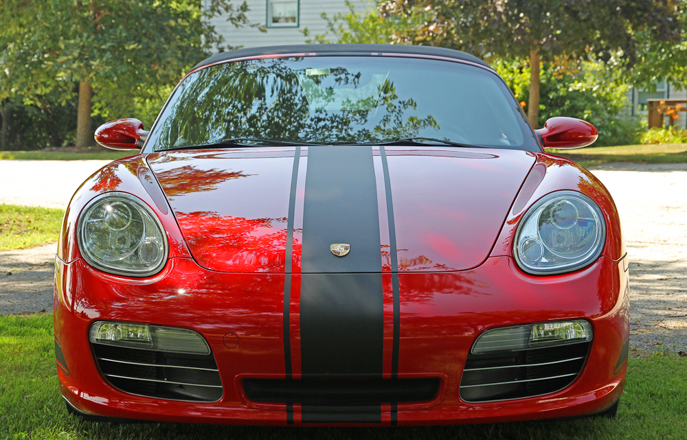 Ecu Tuning On A Porsche Boxster S Boosts Power 24hp Vivid Racing News