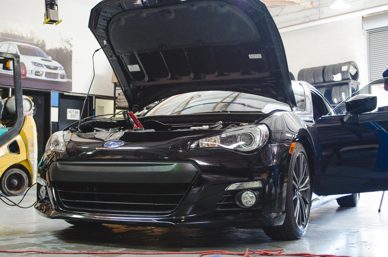 Subaru BRZ VRtuned