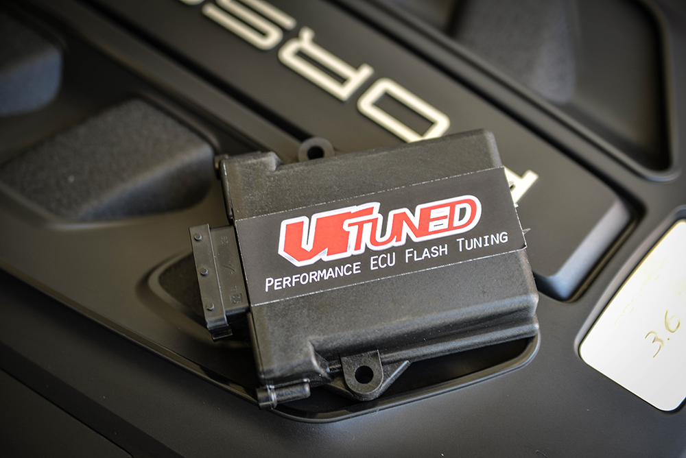 VR Tuned ECU Tuning Box Kit Porsche Macan 3.6L Turbo