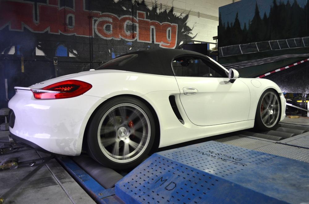 VR Tuned ECU Flash Tune Porsche 981 Boxster S 3.4L 325hp 13-16