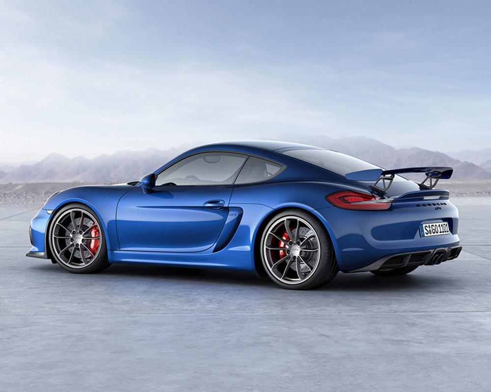 VR Tuned ECU Flash Tune Porsche 981 Cayman GT4 3.8L 385hp 14-16