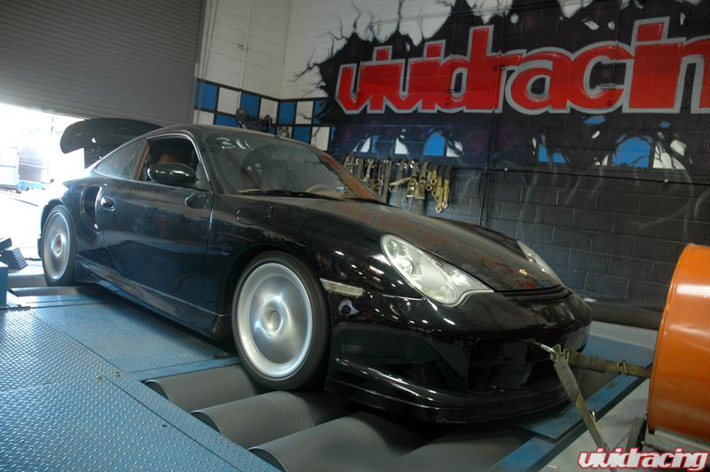 VR Tuned ECU Flash Tune Porsche 996 GT2 K24 Turbos 02-05