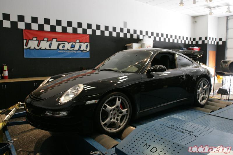 VR Tuned ECU Flash Tune Porsche 997 Carrera 3.8L 05-08