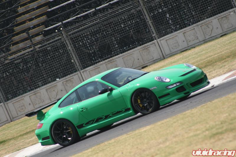 VR Tuned ECU Flash Tune Porsche 997 GT3RS Tune 07-09