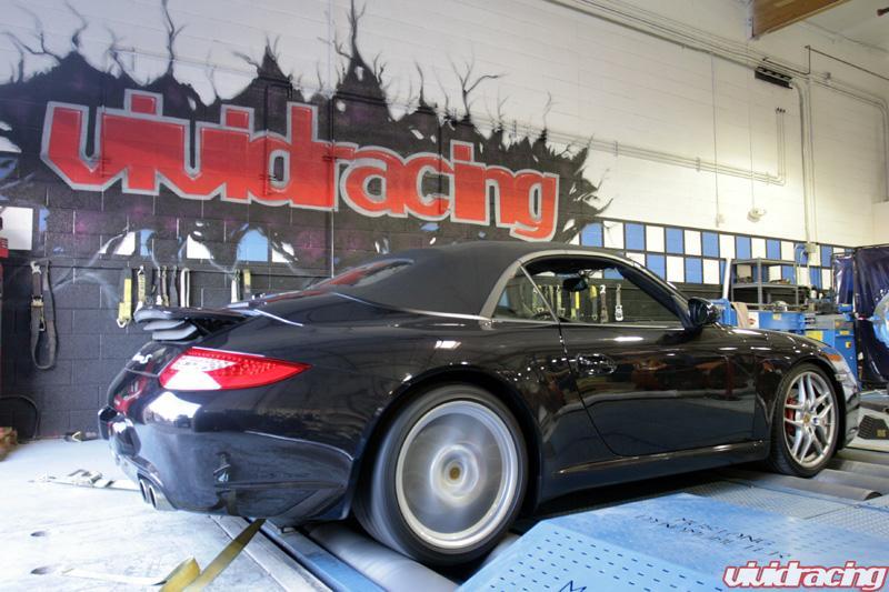 VR Tuned ECU Flash Tune Porsche 997 Carrera 3.8L DFI 09-11
