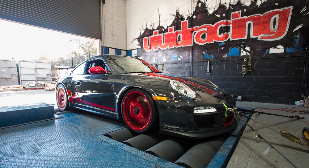 VR Tuned ECU Flash Tune Porsche 997 GT3RS 3.8L DFI 2010-2012