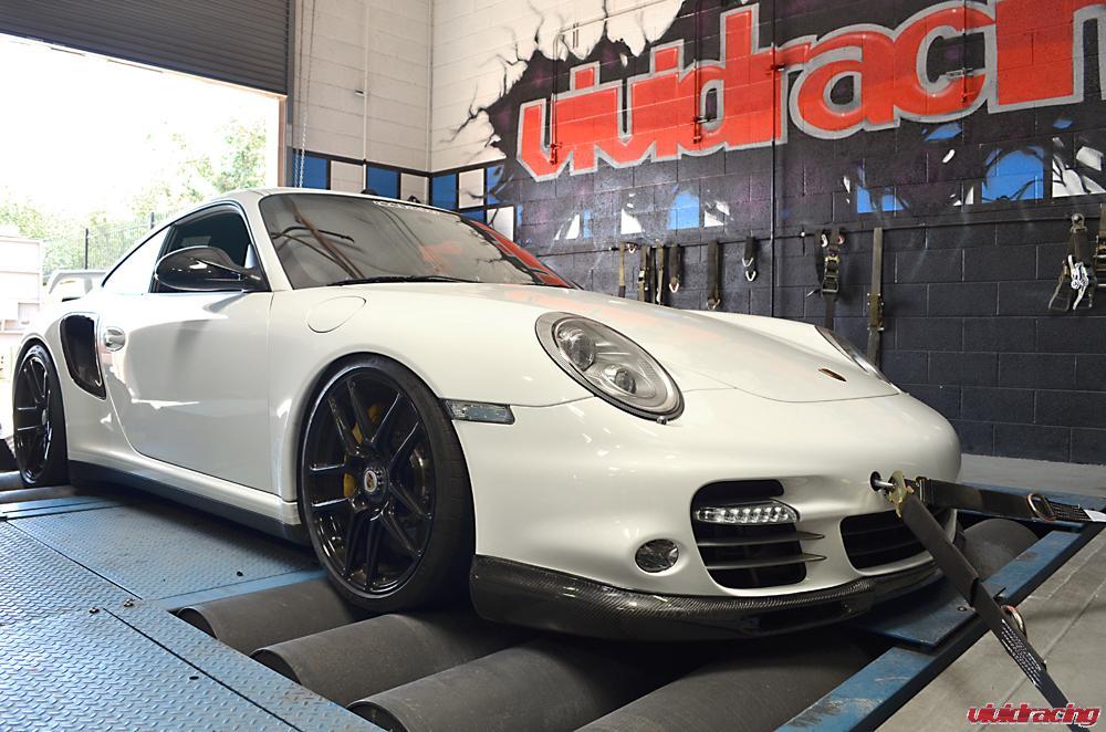 VR Tuned ECU Flash Tune Porsche 997 Turbo S DFI 11-13