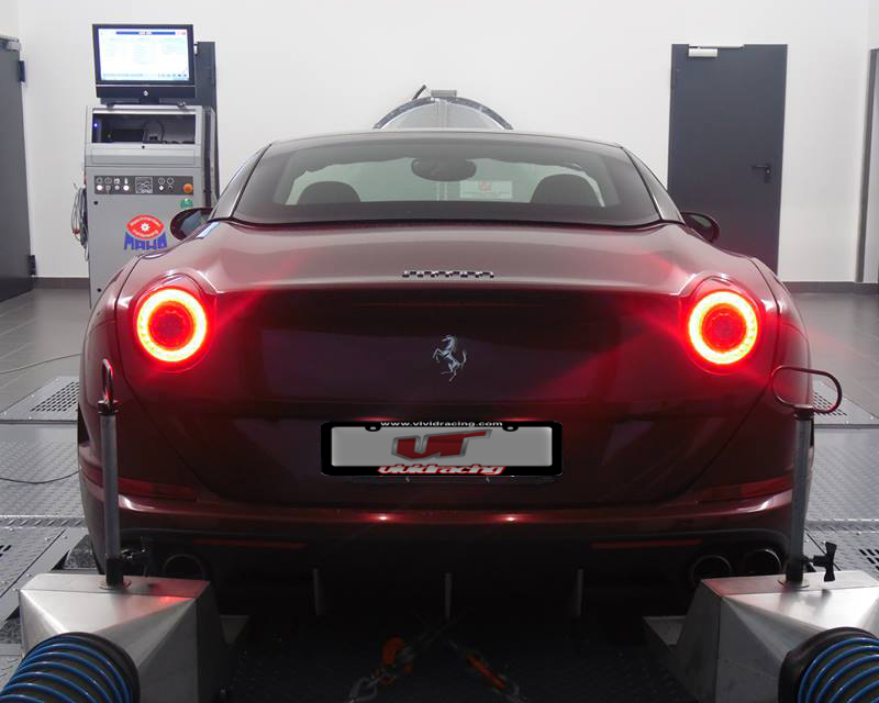 VR Tuned ECU Tuning Box Kit Ferrari California Turbo 3.9 V8 2015