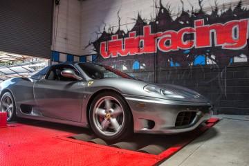 VR Tuned ECU Flash Tune Ferrari 360 Modena | Spyder 99-04