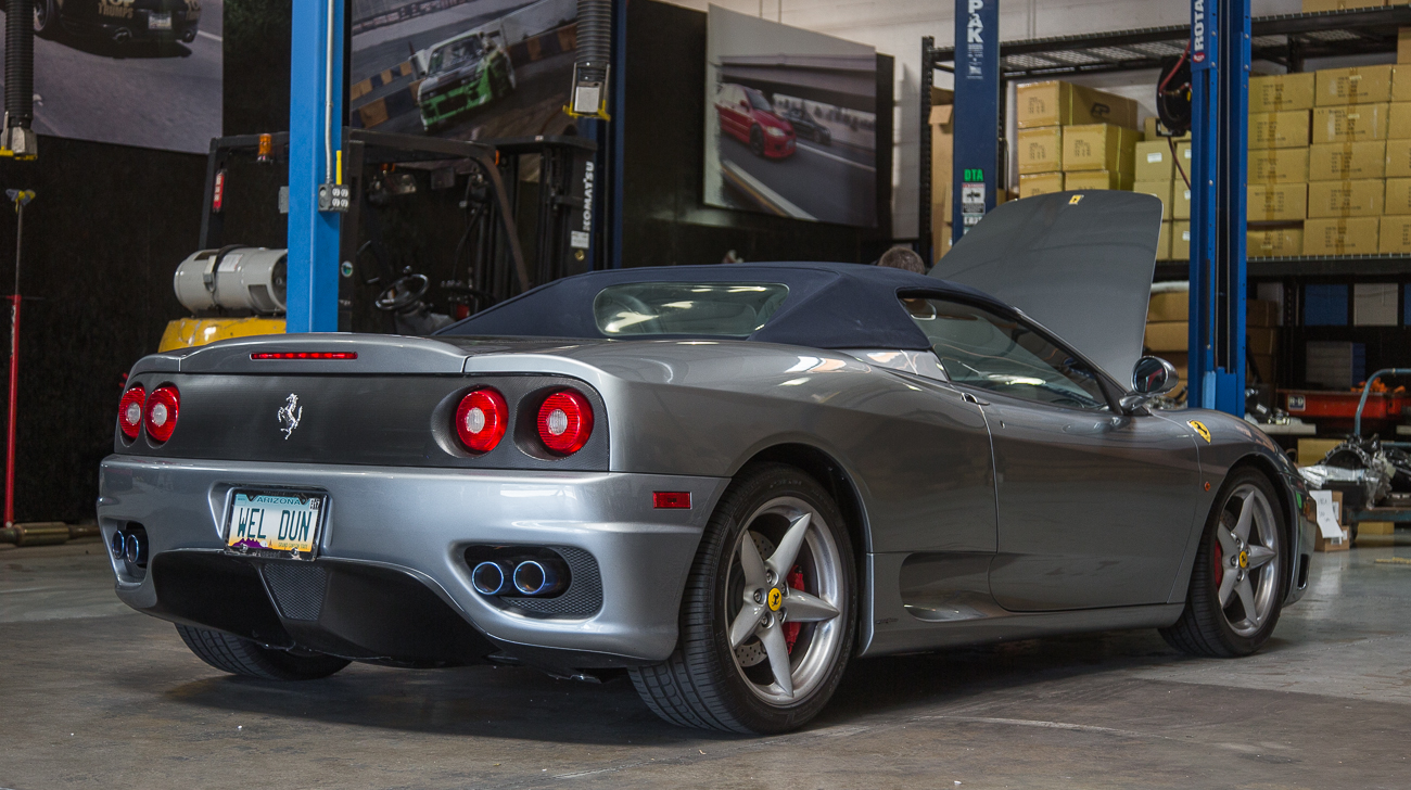 VRTune Ferrari 360