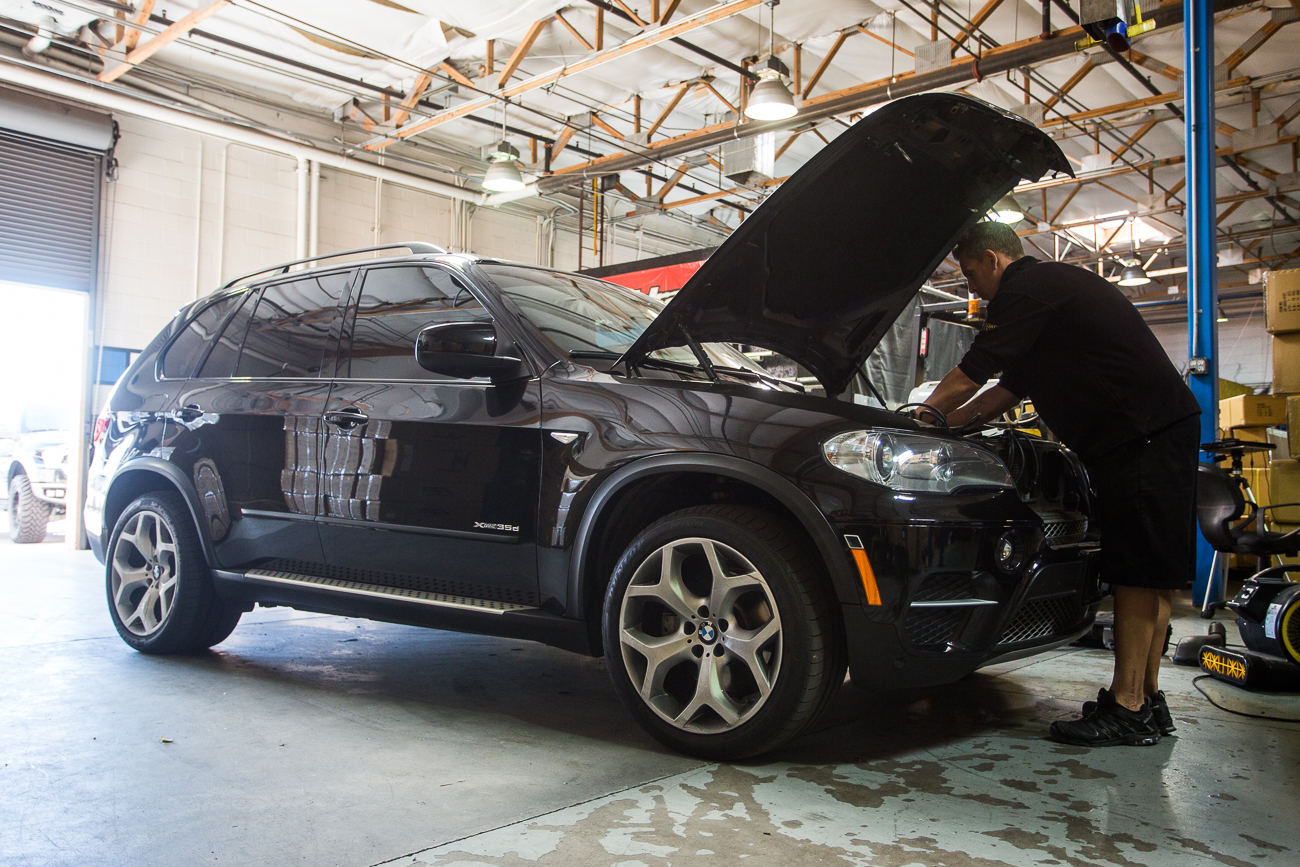 187 Bmw X5 Turbo Diesel E70 With Performance Tuning Box Kit