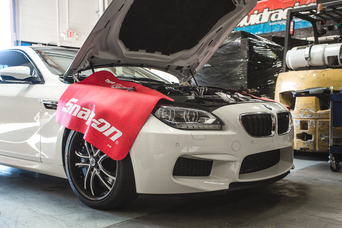 Bmw M6 F12 Gets 100bhp With Vr Tuned Tuning Box