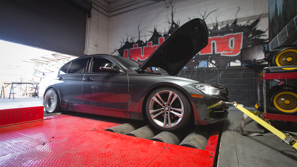tuning the bmw 328i f30 2 0t motor dyno inside. Black Bedroom Furniture Sets. Home Design Ideas