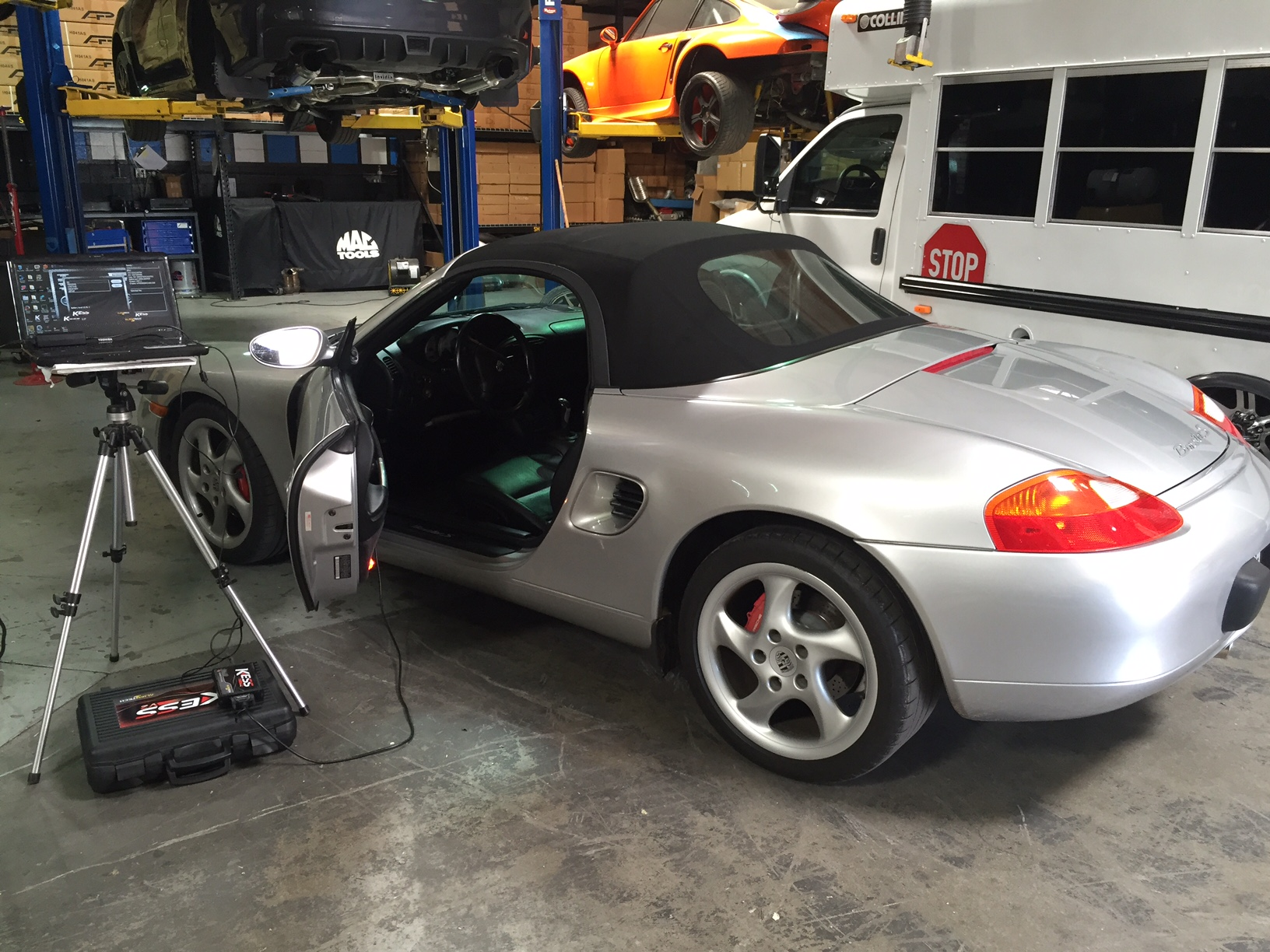 porsche 986 boxster s ecu tune completed. Black Bedroom Furniture Sets. Home Design Ideas