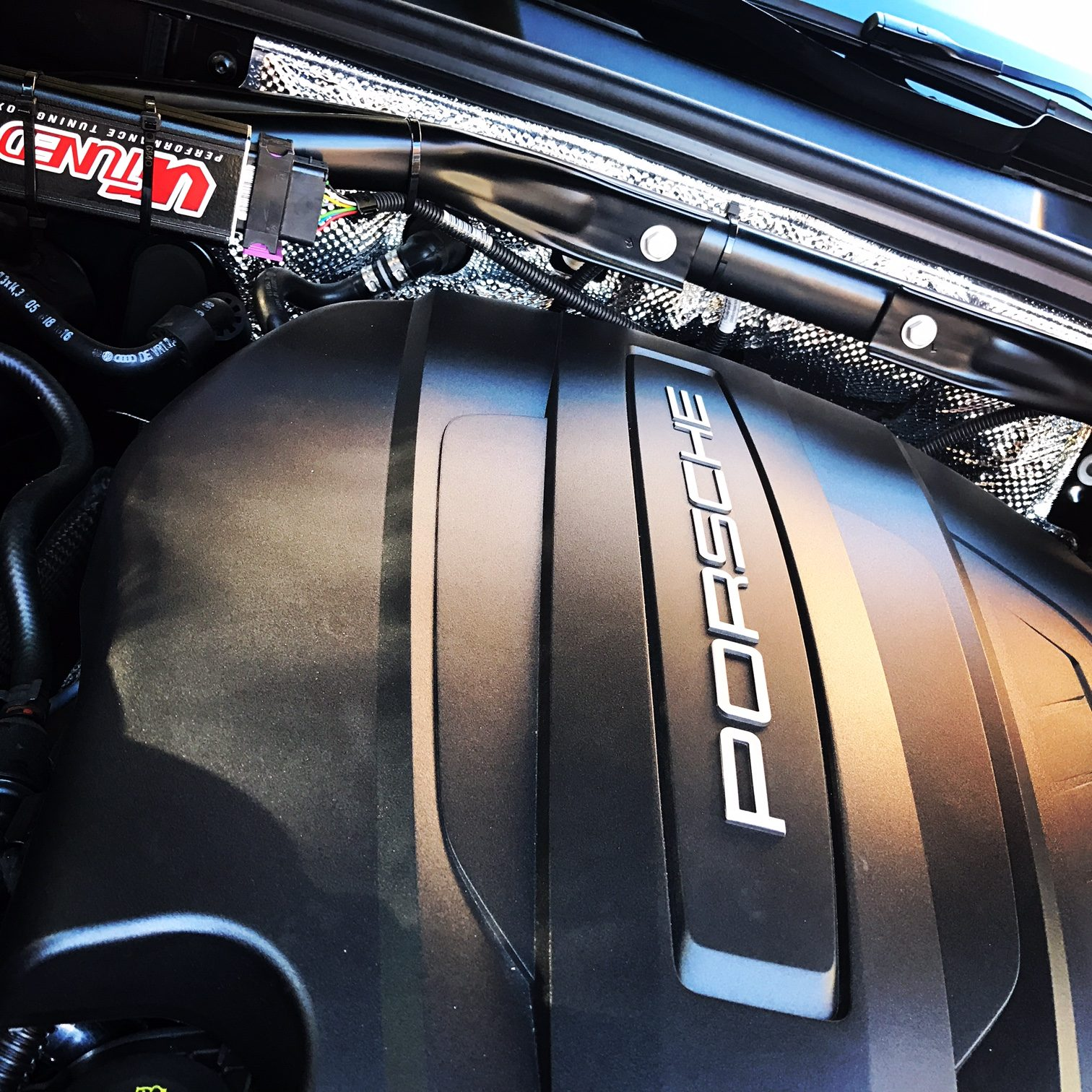 Boosted Performance V 2 0 Installed Tuned By Jms Racing: » Porsche Macan Base Tuning Box Kit