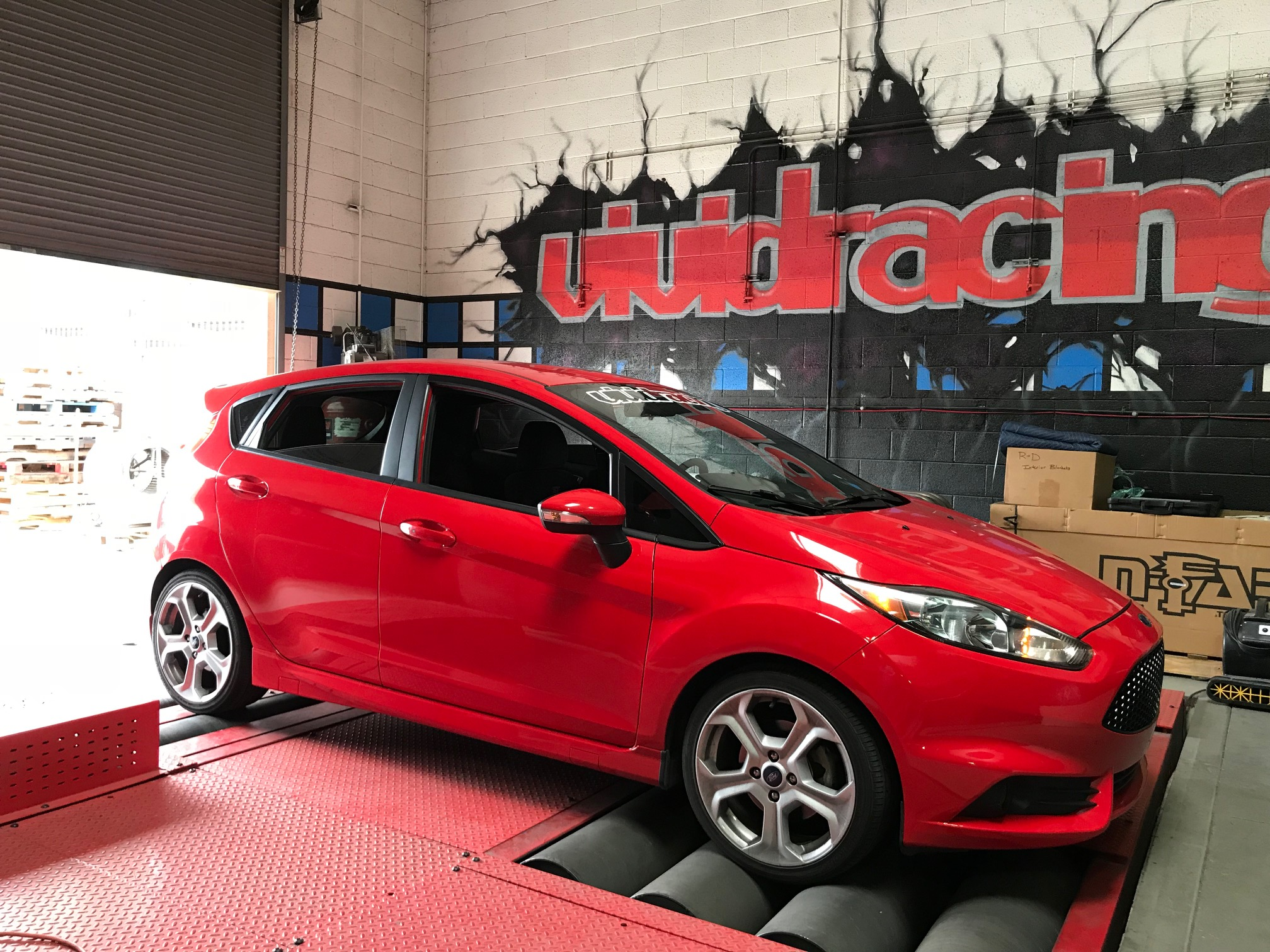 Ford Fiesta St Ecu Tuning By Vr Tuned