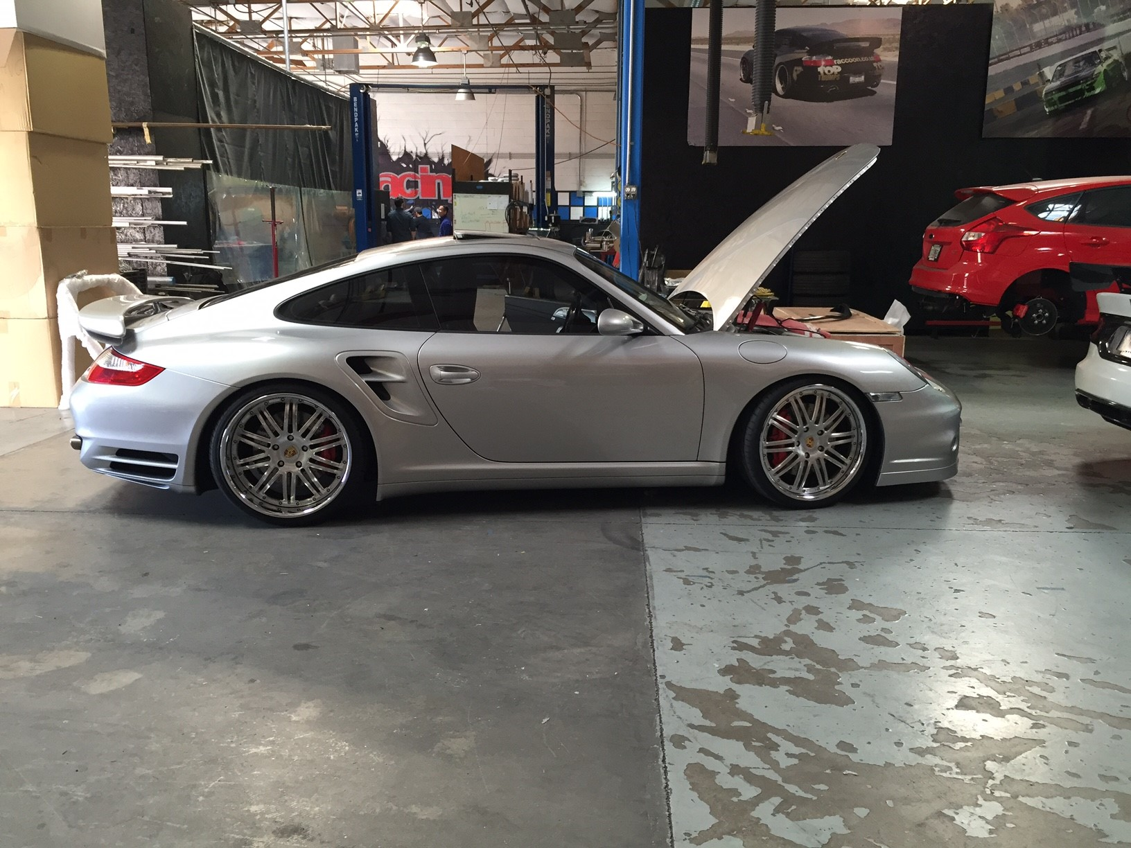 porsche 997 turbo ecu flash for the track vivid racing news. Black Bedroom Furniture Sets. Home Design Ideas