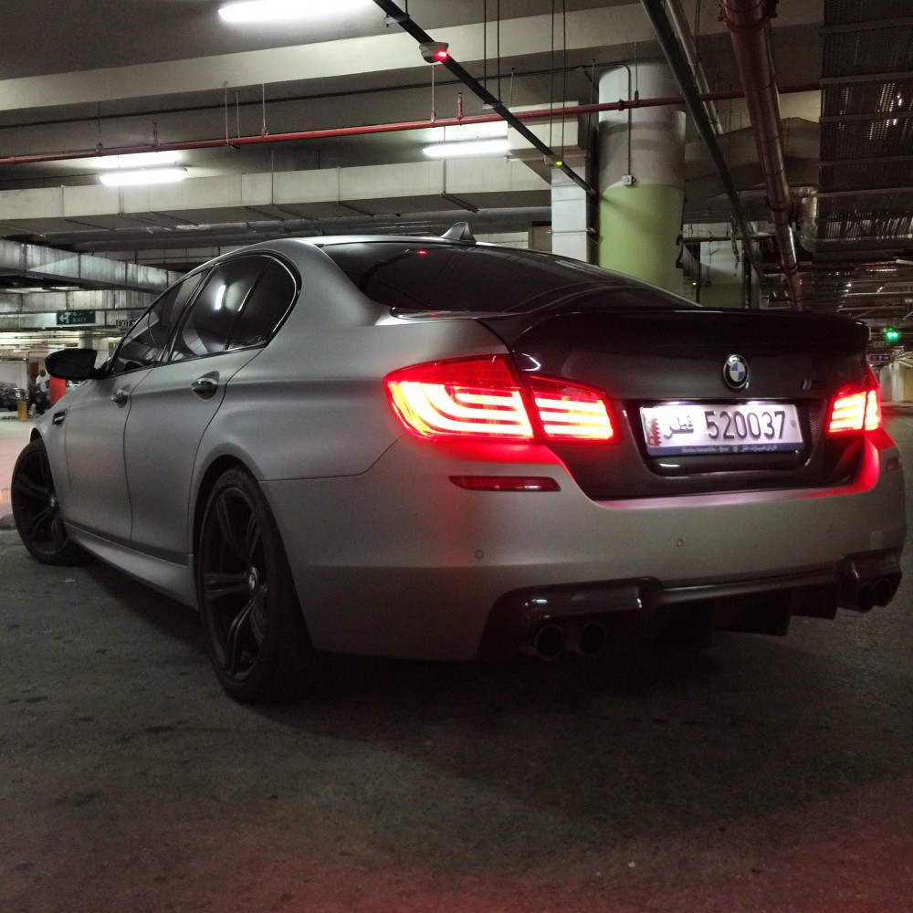 Bmw M5 F10 Tuning Box Dyno Test And Video