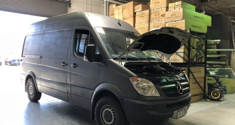 Sprinter Van Turbo Diesel ECU Tuning by VR Tuned