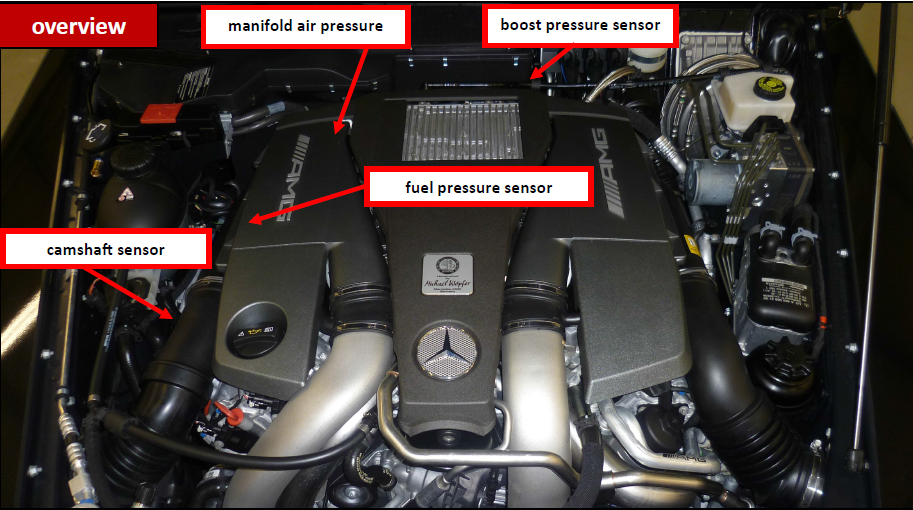 mercedesamg63-engine