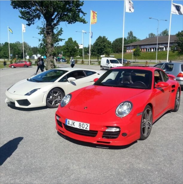 2016 may porsche 997 turbo flash from norway publicscrutiny Images