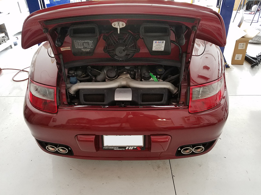 187 Porsche 997 Turbo Vtg Turbo Upgrade Ecu Flash
