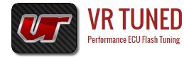 VR Tuned logo