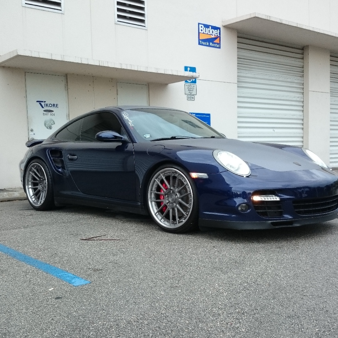 187 Porsche 997 Turbo Ecu Flash Tuning