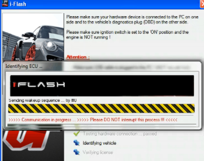 VRTuned Flash Step 3