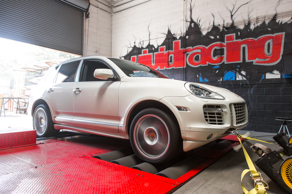VR Tuned ECU Flash Tune Porsche Cayenne Turbo 4.8L V8 DFI 08-10
